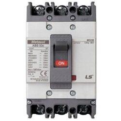 کلید اتوماتیک ۱۲۵ آمپر فیکس برند LS -کلید اتوماتیک فیکس -کلید اتوماتیک غیر قابل تنظیم -