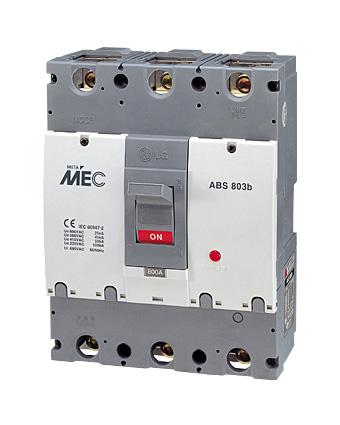 کلید اتوماتیک 800 آمپر فیکس برند ls - کلید کامپکت -کلید MCB -