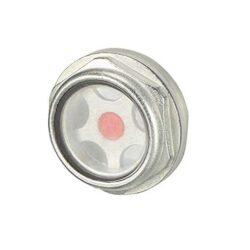 نشانگر سطح روغن مخزن هیدرولیک آلومینیومی-نشانگر سطح روغن مخزن هیدرولیک آلومینیومی- روغن نما چشمی آلومینیومی - مرکز برق-فولادی-اهنی-آهنی