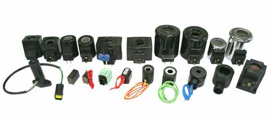 بوبین شیر برقی آب باد هیدرولیک پنوماتیک شافت 8 و نه 9 و 10 تا 22 هیدرولیکی با ولتاژ 12 و 24 و 110 و 220 ولت AC و DC با قیمت ارزان و مناسب