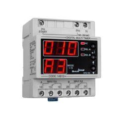 کاتالوگ مشخصات، آموزش نصب، قیمت و خرید مولتی تایمر دیجیتال (همه کاره) مدل MTB-15M شیوا امواج