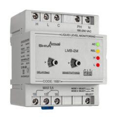 کاتالوگ مشخصات، فیلم آموزش نصب، قیمت و خرید سنسور کنترل سطح مایعات و فلوتر الکترونیکی شیوا امواج مدل LMB-2M و LSP-100G