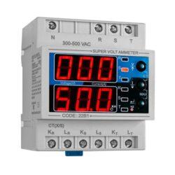 کاتالوگ مشخصات قیمت و خرید مولتی متر (سوپر ولت آمپر متر 71) شیوا امواج مدل VAB-1000A