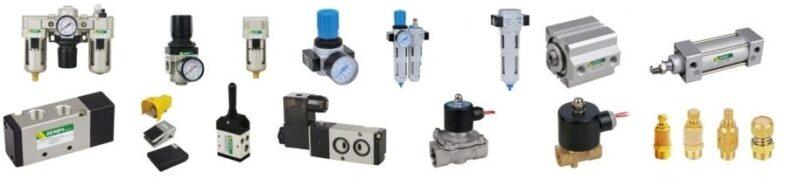 کاتالوگ مشخصات، قیمت خرید و نمایندگی فروش XGPC و اجزای پنوماتیکی XGPC و FRL واحد مراقبت XGPC و جک و سیلندر هوا XGPC و شیر برقی XGPC و شیر برقی مکانیکی XGPC