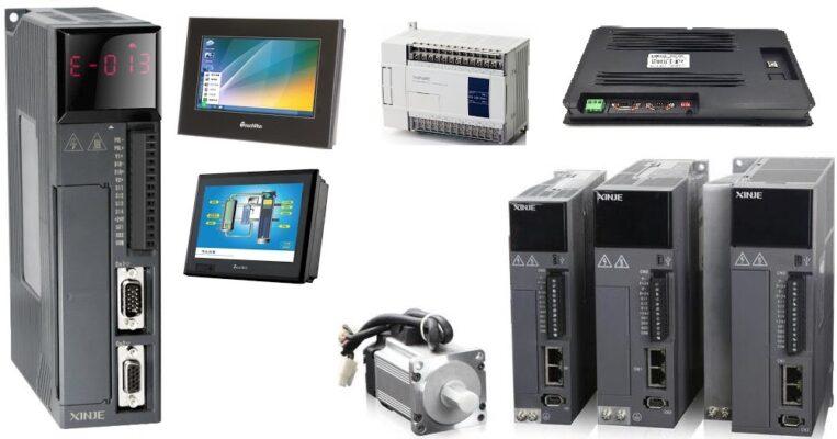 کاتالوگ مشخصات، قیمت خرید و نمایندگی فروش XINJE و پی ال سی PLC زینجی و سروو سیستم XINJE و درایور استپر دیجیتال نوع DP زینجی و کنترل کننده های انتگرالی XINJE و محصولات اتوماسیون صنعتی XINJE