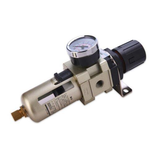 فیلتر رگلاتور پنوماتیک طرح SMC برند ACO آکو از سایز سایز 1/2 اینچ
