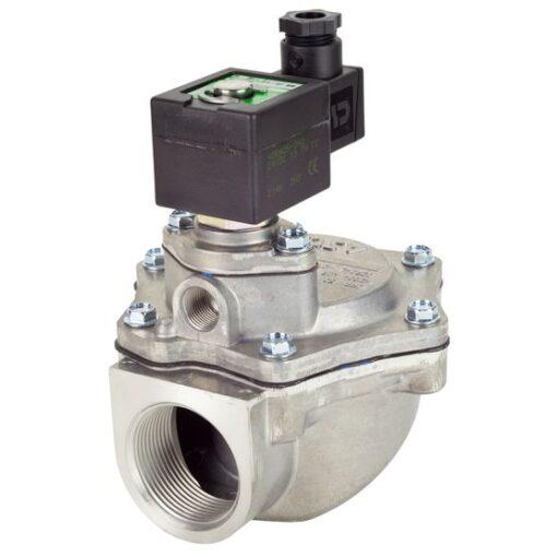 کاتالوگ، قیمت و خرید شیر برقی جت پالسی بگ فیلتر آسکو سری SCG 353 - شیر برقی بک فیلتر ASCO با ولتاژ 24 و 220 و 110 ولت با سایز 1/2 تا 3 اینچ